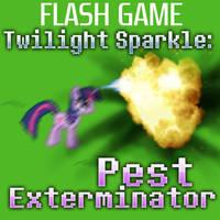 Twilight Sparkle: Pest Exterminator by InfinityDash