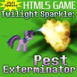 Twilight Sparkle: Pest Exterminator