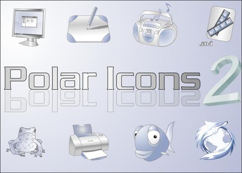 Polar Icons 2