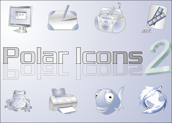 Polar Icons 2 by Jameshardy88