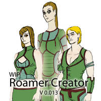 Roamer Creator v0.013 by Elerd
