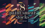 Paint Smear Stocks