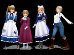 Shipposhi's Holiday APH Model Pack! [DL Ended!]