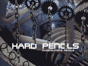 Hard pencils