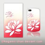 Flowers - Phone Skin for BlackBerry Q10