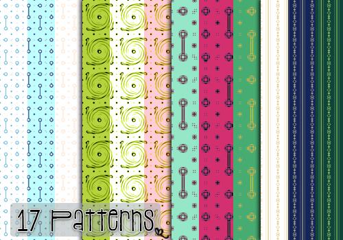 17 Patterns by Drakashi