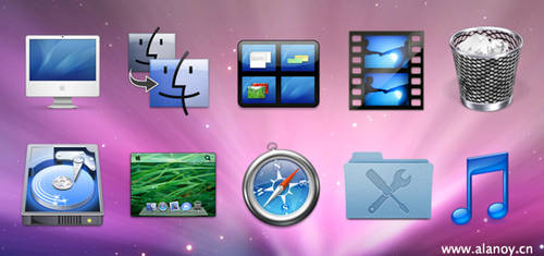 Leopard Iconpackager
