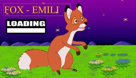 Fox Emili Story by CommanderEX