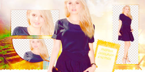 Debby Ryan PNG Pack