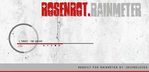 Rosenrot for Rainmeter