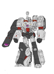 Megatron Rebuilt (RID)
