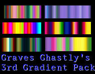 Grave's 3rd Gradient Pack by GravesGhastly