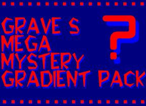 Mega Mystery Gradient Pack by GravesGhastly