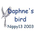 Daphne's bird by Nippy13
