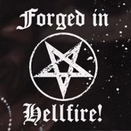 Forged in Hellfire! - Animated Signature by OUTL4ST