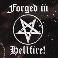Forged in Hellfire! - Animated Signature