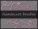 Arrow brushes by misicka192
