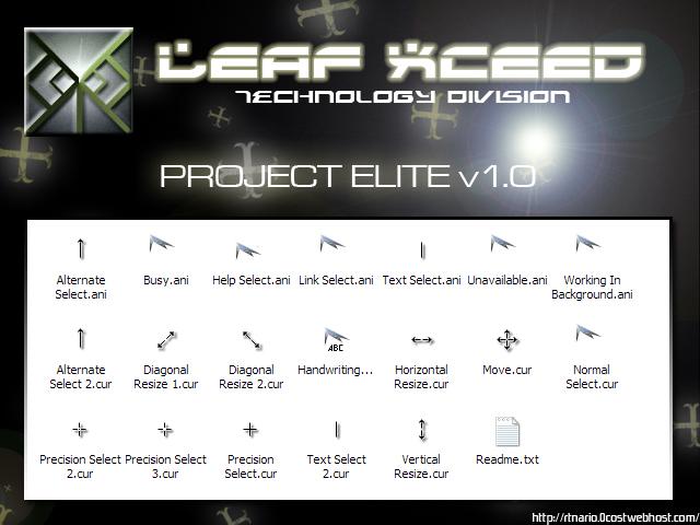 Project ELITE v1.0