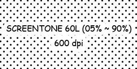 Reticula 60L - Screentone 60L by Netsubou