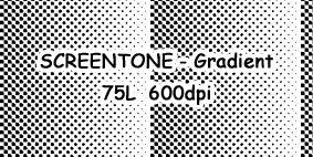 Reticula - Screentone Gradient