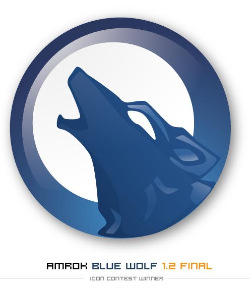 Blue Wolf 1.2 by da-flow