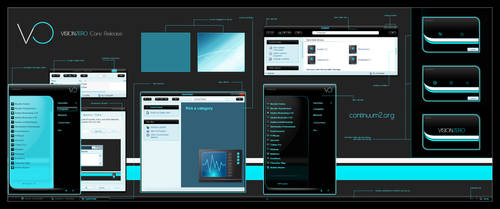 VisionZero - Core Release 3 by da-flow