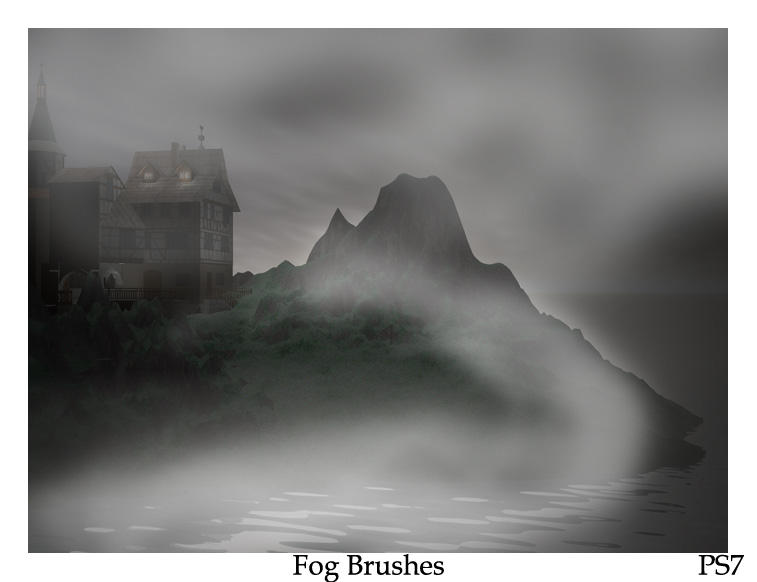 FogBrushes by ElizavetBrushes