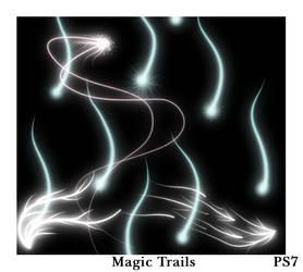 Magic Trails brushes by ElizavetBrushes
