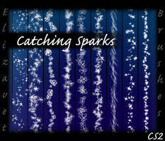 Catching Sparks by ElizavetBrushes