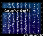 CatchingSparks_PSD_pack