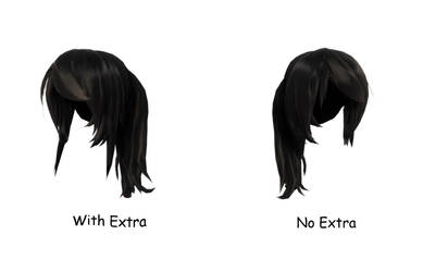 [MMD] TDA Short Ponytail Hair