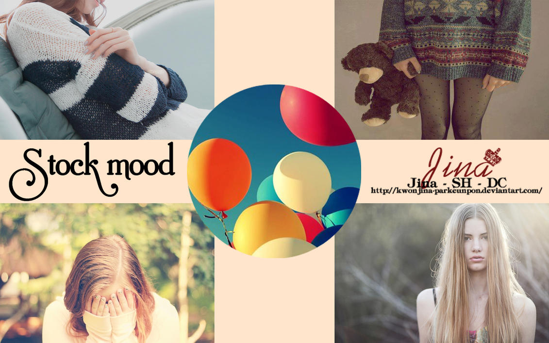 Stock mood #1 by Jina by KwonJina-ParkEunPon