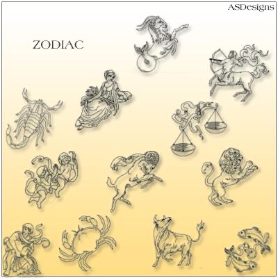 ASD Signs of the Zodiac