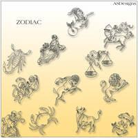 ASD Signs of the Zodiac by ASDesigns