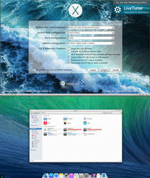 OS X Mavericks Transformation Pack 3.0 by windowsx