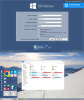 Windows 10 UX Pack 2.0 by windowsx
