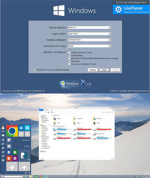 Windows 10 UX Pack 2.0