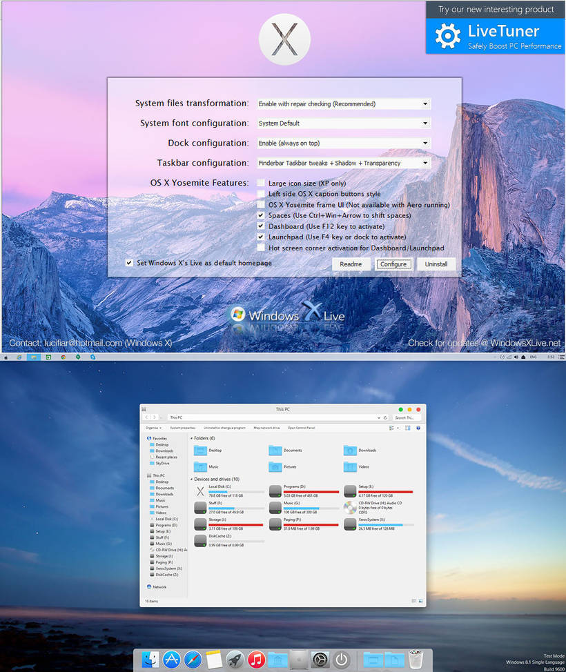 Macos transformation pack 4 0 uninstall | macOS UX Pack 4 0