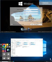 Windows 10 UX Pack 5.0