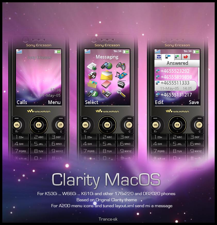 CLarity MacOS