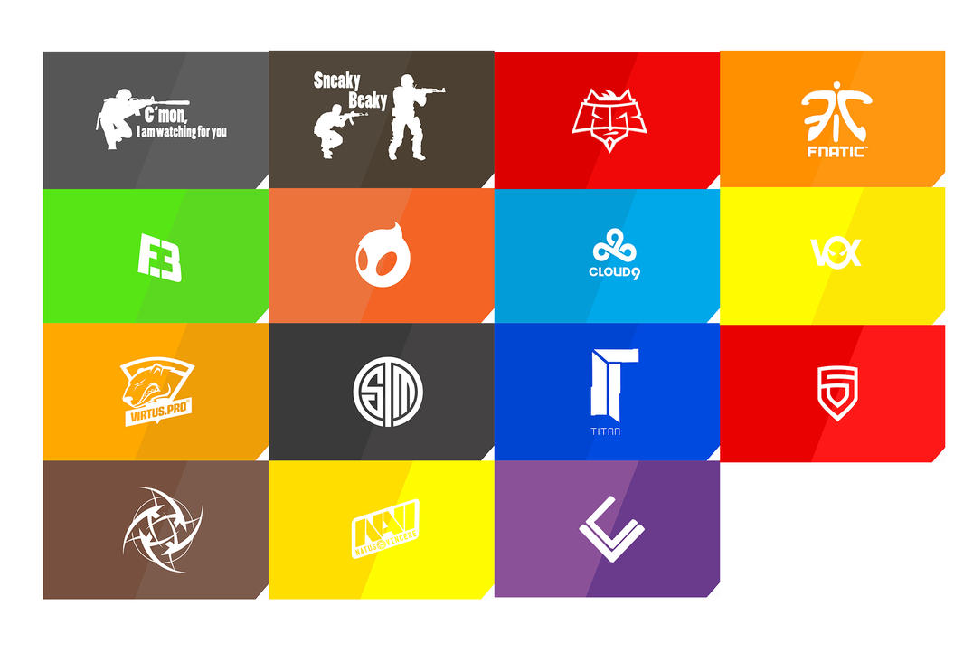 Counter strike global offensive wallpaper pack by tomzo41 for Going minimalist