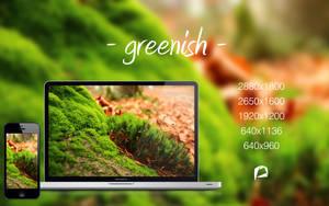 Greenish by PietruH