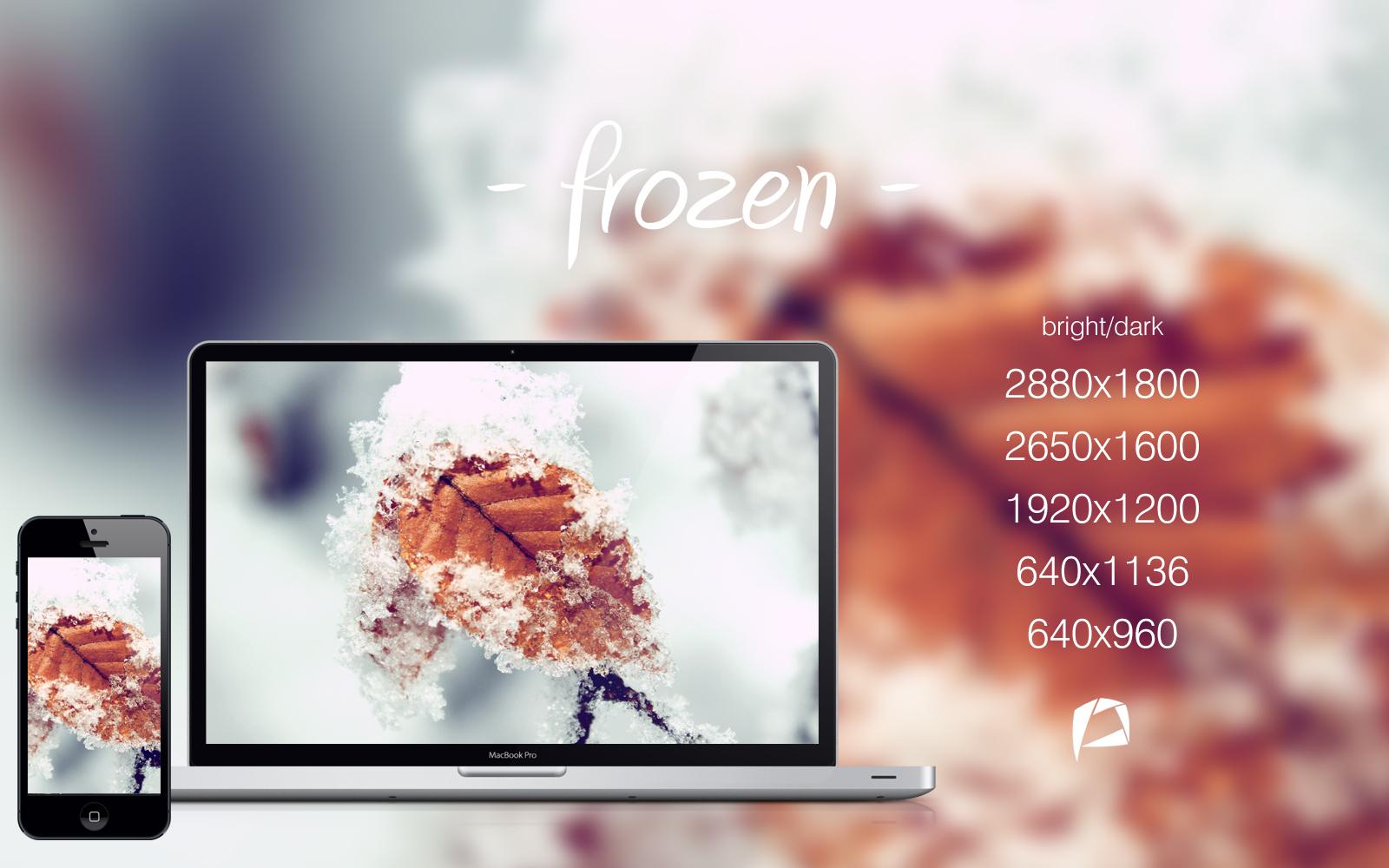 Frozen by PietruH
