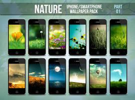 Nature iPhone/Smartphone Wallpaper Pack Part 1