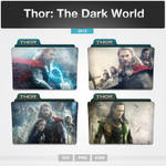Thor: The Dark World (Folder Icon)