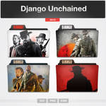 Django Unchained (Folder Icon)