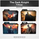 The Dark Knight Trilogy (Folder Icon)