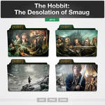 The Hobbit: The Desolation of Smaug (Folder Icon)
