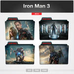 Iron Man 3 (Folder Icon)