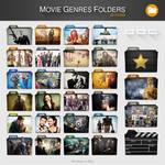Movie Genres Folders